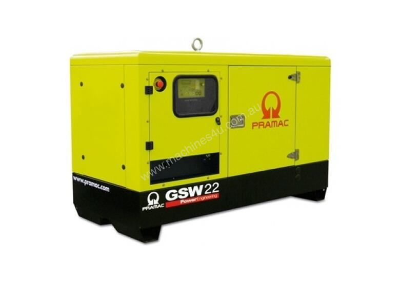 Pramac 14kVA Single Phase Rental Ready Perkins Diesel Generator