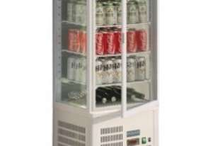 POLAR - GC871-A - Polar Chilled Display Cabinet 98Ltr