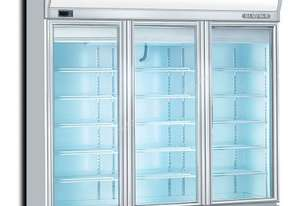 Semak3D-DC Upright Display Chiller 3 Door