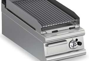Baron 9GLT/G400 Lava Rock Bench Model Gas Barbeque