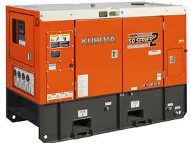 Kubota SQ1150 Generator - picture0' - Click to enlarge