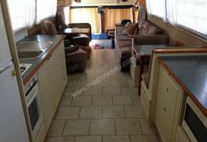 M A N Motorhome and trailor