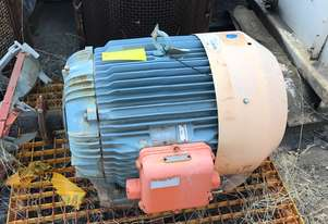 110 kw 150 hp 4 pole 415 volt AC Electric Motor