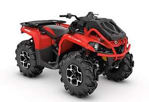 Can Am CAN-AM Outlander X mr 570 ATV