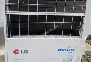 LG Multi V II – Heat Recovery Air Conditioning Equipment