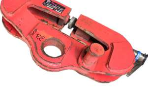 Beam Clamp Girder Clamps 5 Ton SWL 125 - 305mm Adjustable Range