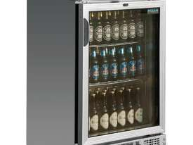 Polar CE205-A - Bar Display Cooler Stainless Steel Single Hinged Door - picture1' - Click to enlarge