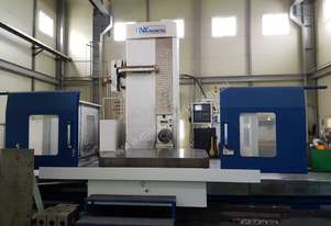 2012 HNK Korea Model HB-130XS CNC Table type Horizontal Boring Machine