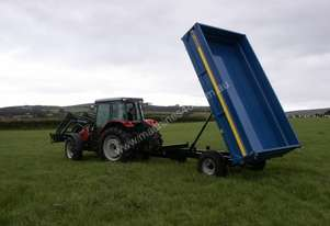 Fleming TR6 Trailer Handling/Storage