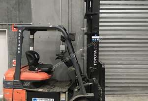 Toyota  Electric Counterbalance Forklift