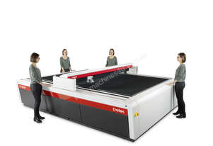 Our biggest flatbed yet – the SP3000 large format laser machine