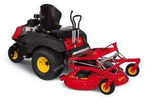 TURBO Z - ZERO TURN NON-COLLECTION MOWERS