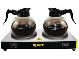 Apuro L413-A - Coffee Jug Hotplates - picture1' - Click to enlarge