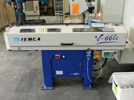 Daewoo Lynx 200B CNC lathe & Iemca V-66LE Barfeed - picture2' - Click to enlarge