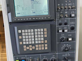 Daewoo Lynx 200B CNC lathe & Iemca V-66LE Barfeed - picture5' - Click to enlarge