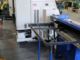 Daewoo Lynx 200B CNC lathe & Iemca V-66LE Barfeed - picture7' - Click to enlarge