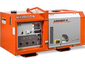 KUBOTA GENERATOR GL9000D-AU-B - picture0' - Click to enlarge