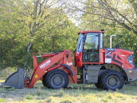 2019 JOBLION EUROPE MODEL 835C CUMMINS 100HP FREE BUCKET 4 IN 1+FORKS - picture0' - Click to enlarge