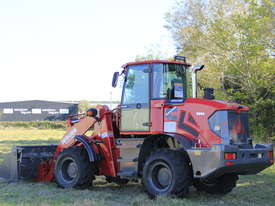 2019 JOBLION EUROPE MODEL 835C CUMMINS 100HP FREE BUCKET 4 IN 1+FORKS - picture2' - Click to enlarge