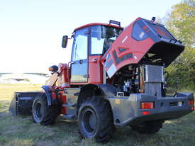 2019 JOBLION EUROPE MODEL 835C CUMMINS 100HP FREE BUCKET 4 IN 1+FORKS - picture5' - Click to enlarge