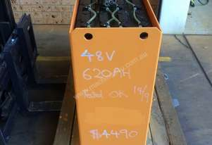 Solar Battery black top !!! Lead Acid Traction currently 48V 620 AH like new Condition Best For Home