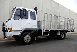 Mitsubishi FK415 Stock/Cattle crate Truck