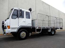 Mitsubishi FK415 Stock/Cattle crate Truck - picture0' - Click to enlarge