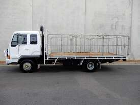 Mitsubishi FK415 Stock/Cattle crate Truck - picture1' - Click to enlarge