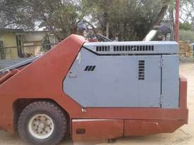 POWERBOSS ride on sweeper complete  & operational - picture2' - Click to enlarge