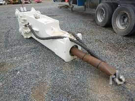 KOMAC TOR42S Excavator Hydraulic Hammer - picture0' - Click to enlarge