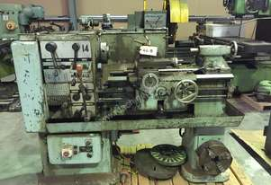 Used Nuttal Series 14 Centre Lathe