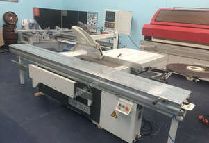 Panel saw  Linea 3200 fully automated