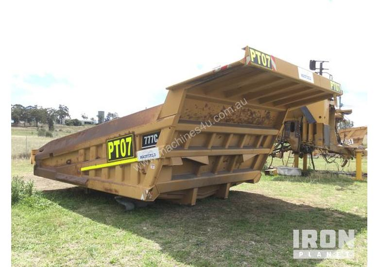 Cat 777C Body - Parts Only