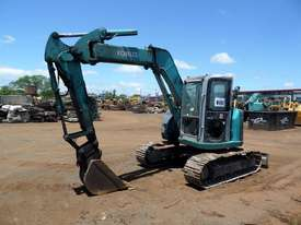 2003 Kobelco SK75UR-3E Excavator *CONDITIONS APPLY* - picture0' - Click to enlarge