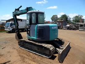 2003 Kobelco SK75UR-3E Excavator *CONDITIONS APPLY* - picture3' - Click to enlarge