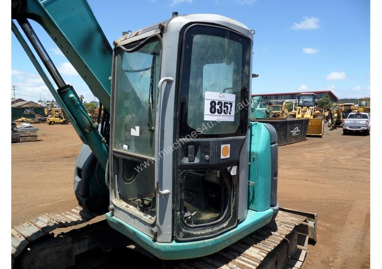 2003 Kobelco SK75UR-3E Excavator *CONDITIONS APPLY*