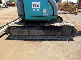 2003 Kobelco SK75UR-3E Excavator *CONDITIONS APPLY* - picture14' - Click to enlarge