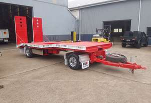 NEW 2020 FWR 2 Axle Dog Trailer, FD2 Air Bag