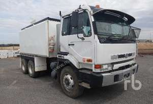 Nissan Ud   CWB455 Water Truck