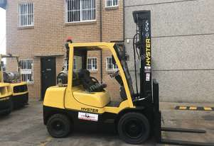 Hyster 3.5 tonne - Fully Refurbished - New Motor - Warranty