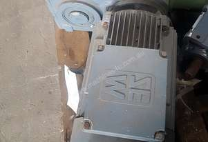 Sew Motor and gear box