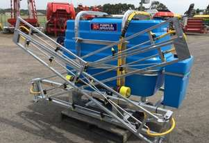 BA 1000L 8M BOOM Boom Spray Sprayer