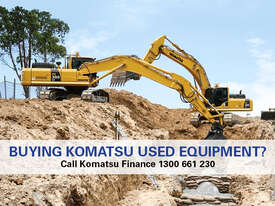 Komatsu PC128 Tracked-Excav Excavator - picture2' - Click to enlarge