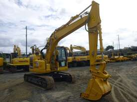 Komatsu PC128 Tracked-Excav Excavator - picture3' - Click to enlarge