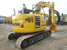 Komatsu PC128 Tracked-Excav Excavator - picture6' - Click to enlarge