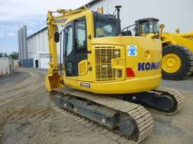 Komatsu PC128 Tracked-Excav Excavator - picture7' - Click to enlarge