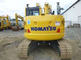 Komatsu PC128 Tracked-Excav Excavator - picture8' - Click to enlarge