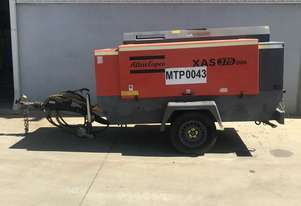 2012 Atlas Copco XAS375DD6 Air Compressor