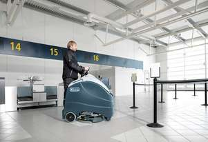 Nilfisk SC1500  Stand On Auto scrubber X20R with Ecoflex