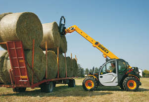 Mini Agri 25.6 - 2.5T / 5.78 Reach Telehandler - HIRE NOW!
